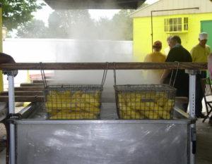 Sweet Corn Festival Hot Buttered Sweet Corn