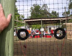 Boy Scout 444 Football throw