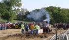 Sweet Corn Festival  Tractor Pull