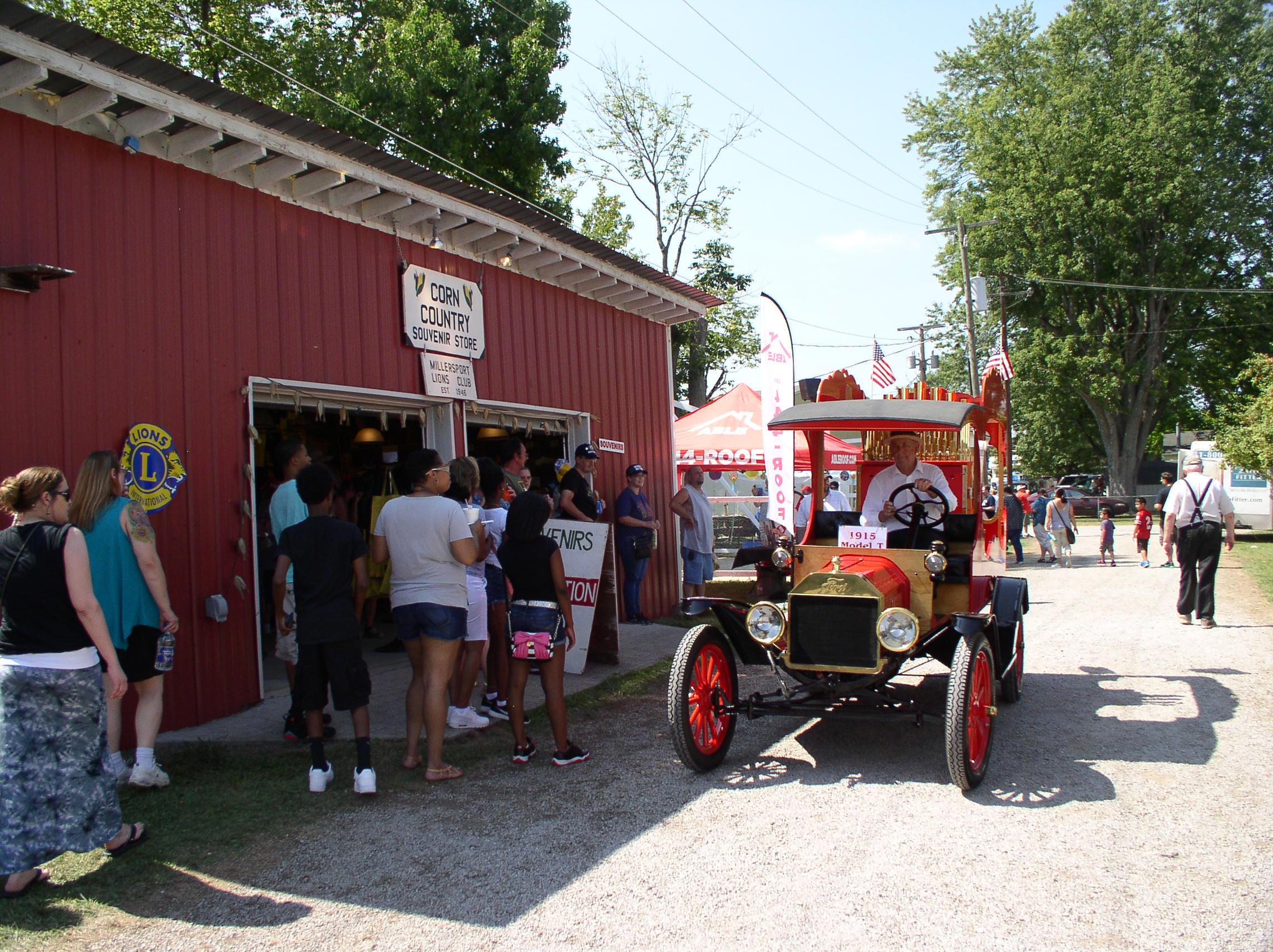 Millersport Sweet Corn Festival